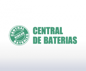 central de baterias