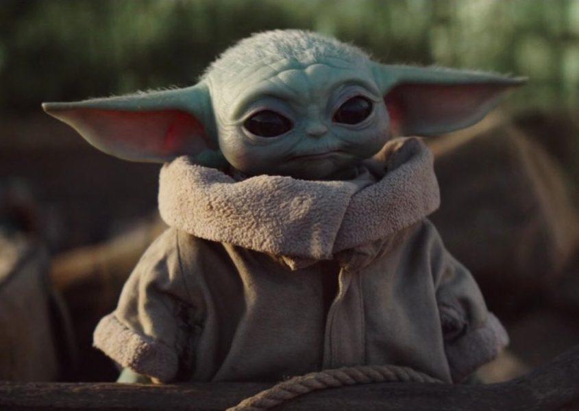 Baby Yoda de los más buscados en Google